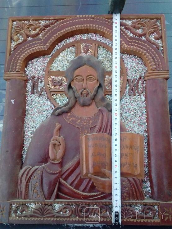 Икона ручной работы, фото №5
