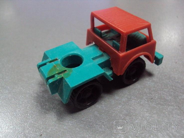 Машинка пожарная машина ссср лот 3 шт, фото №11