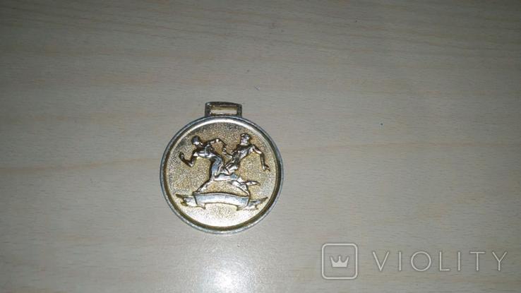 Медаль СССР За Спортивные Показатели, фото №2