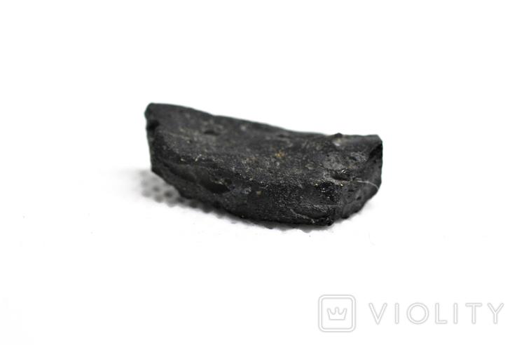 Імпактне тіло, тектит Irgizite, 1,6 грам із сертифікатом автентичності, фото №7