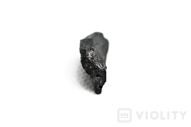 Імпактне тіло, тектит Irgizite, 1,6 грам із сертифікатом автентичності, фото №8
