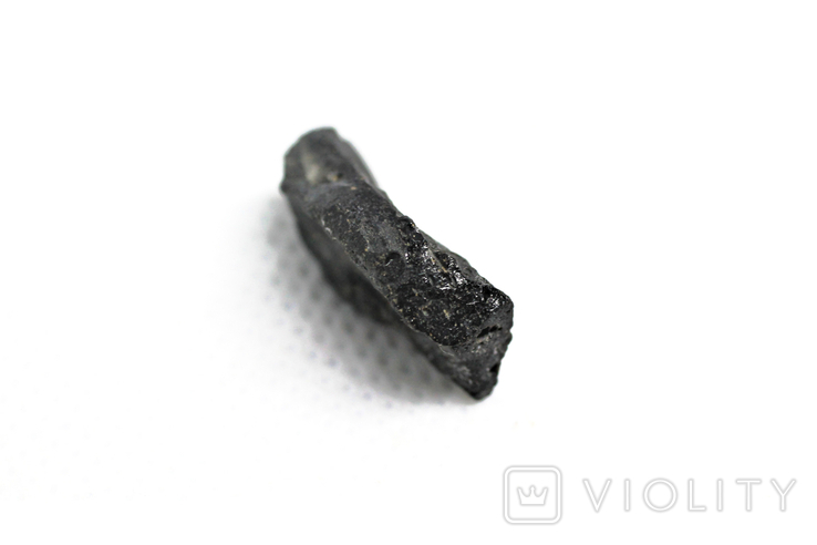 Імпактне тіло, тектит Irgizite, 1,6 грам із сертифікатом автентичності, фото №9