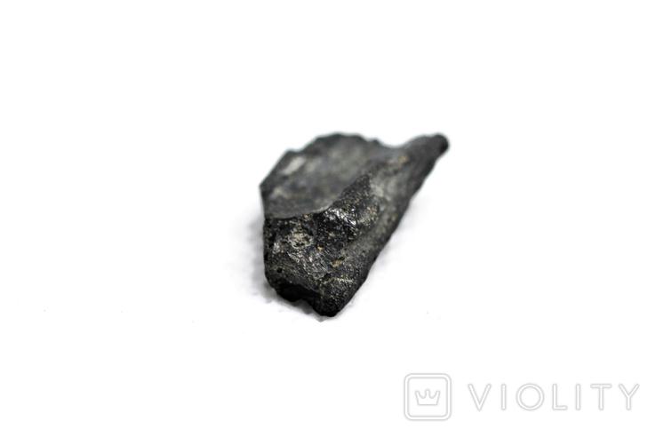 Імпактне тіло, тектит Irgizite, 1,6 грам із сертифікатом автентичності, фото №10
