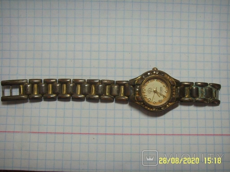 Часы-имитация Oriflame женские. Не рабочие на запчасти., фото №4