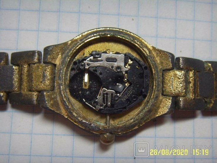 Часы-имитация Oriflame женские. Не рабочие на запчасти., фото №6