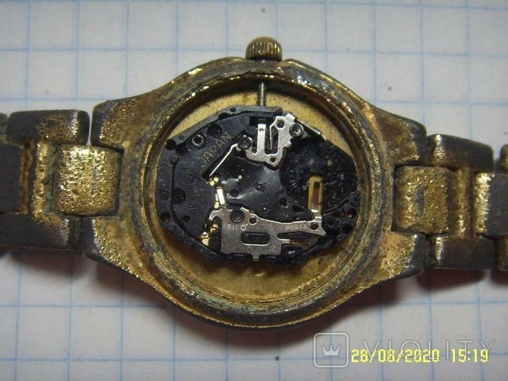 Часы-имитация Oriflame женские. Не рабочие на запчасти., фото №7