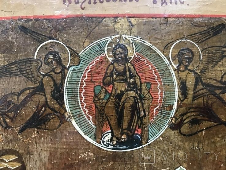 """Икона """"Вознесение Господне"""", фото №6"""