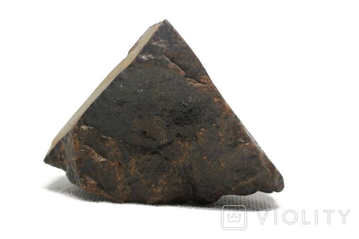 Кам'яний метеорит NWA, 100,6 грам, із сертифікатом автентичності, фото №7