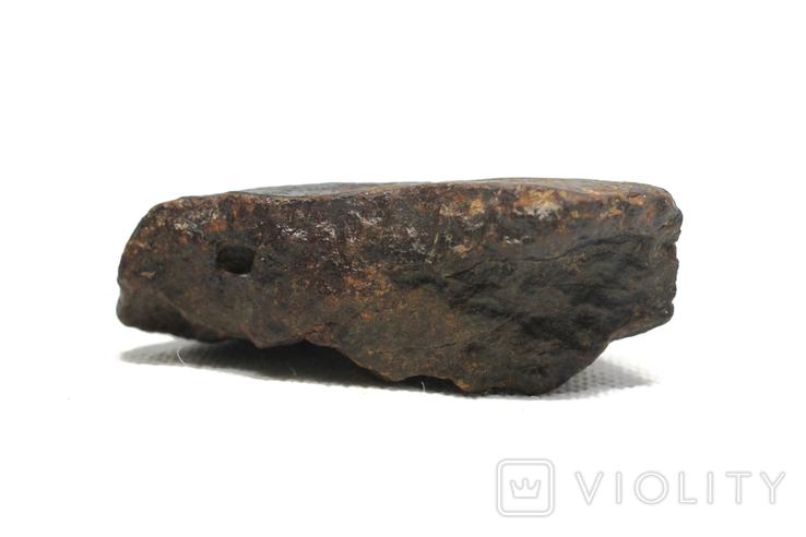 Кам'яний метеорит NWA, 100,6 грам, із сертифікатом автентичності, фото №10