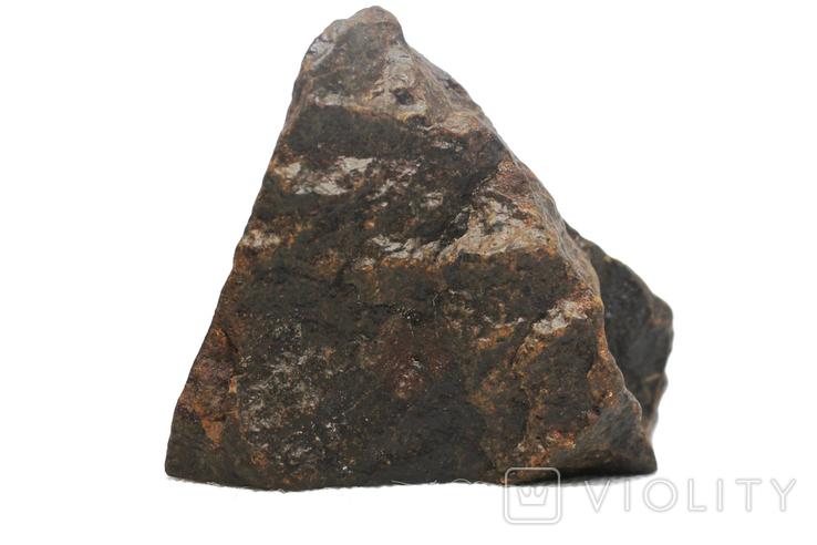 Кам'яний метеорит NWA, 100,6 грам, із сертифікатом автентичності, фото №12