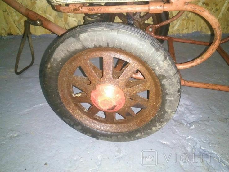 Детская каталка коляска СССР, фото №10