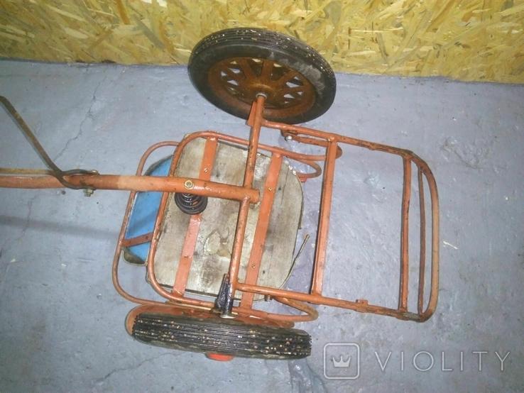 Детская каталка коляска СССР, фото №12