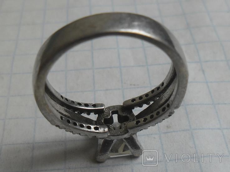 Кольцо 925, фото №8
