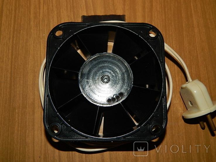 Промышленный вентилятор 220вольт, фото №3