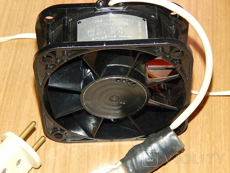 Промышленный вентилятор 220вольт, фото №4