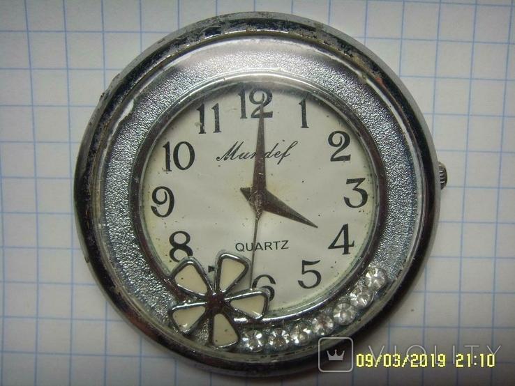 Часы-имитация из 90х Murdef. Не рабочие., фото №2