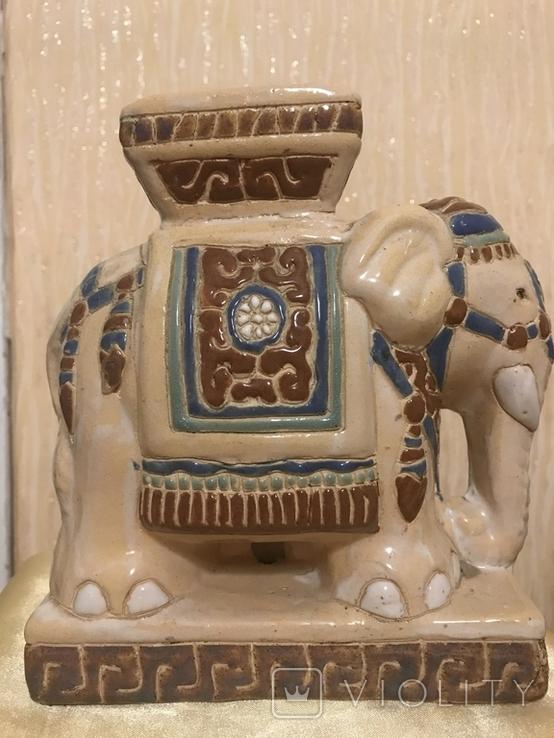 Слон-аромалампа, фото №4