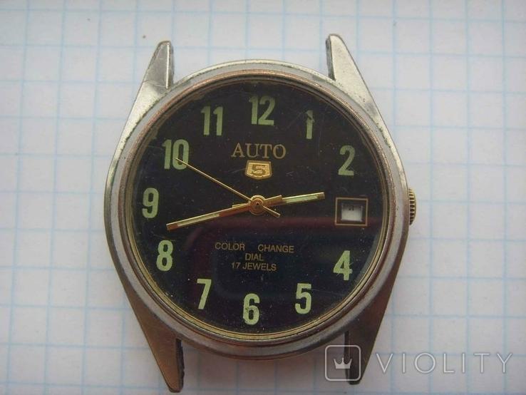 Часы-имитация AUTO механические под ремонт., фото №2