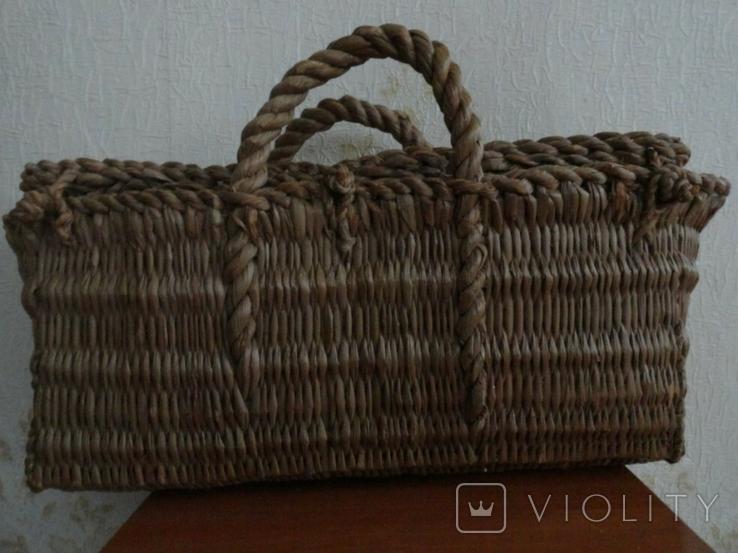Торба з очерету., фото №2