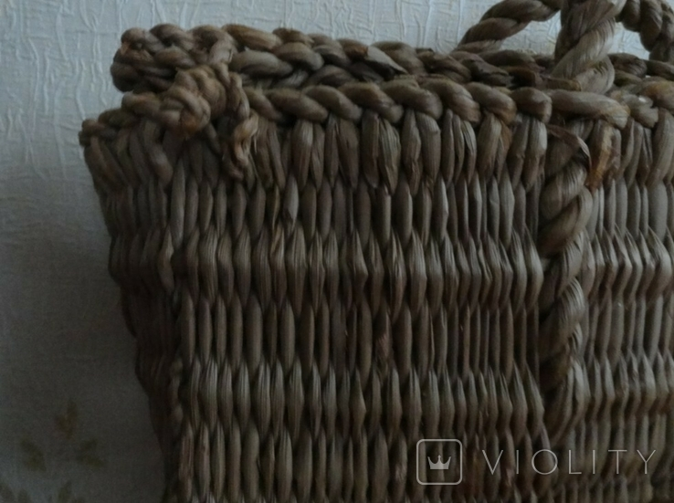 Торба з очерету., фото №3