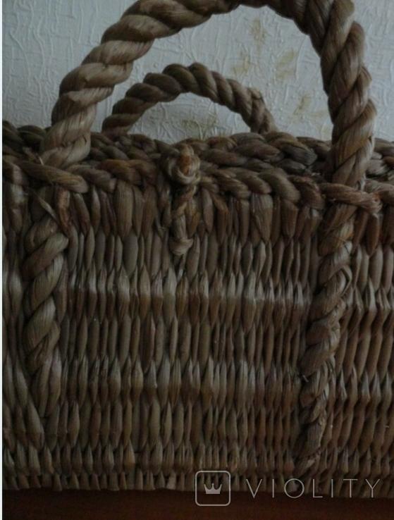 Торба з очерету., фото №4