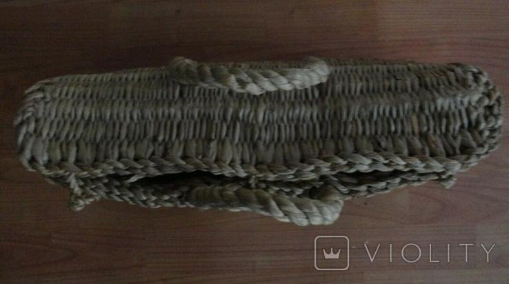 Торба з очерету., фото №6