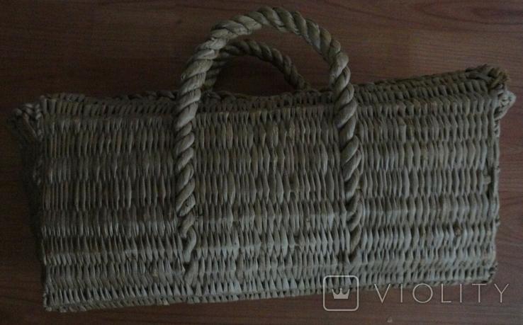 Торба з очерету., фото №7