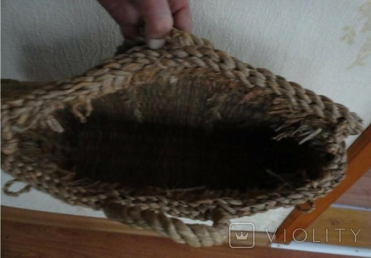 Торба з очерету., фото №11