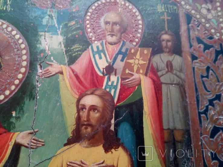 Икона Богородицы Беседная, фото №5