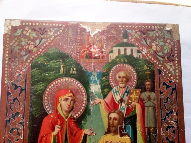 Икона Богородицы Беседная, фото №13