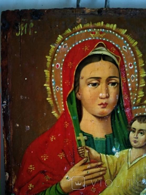 Богородиця Козельщанська, фото №5