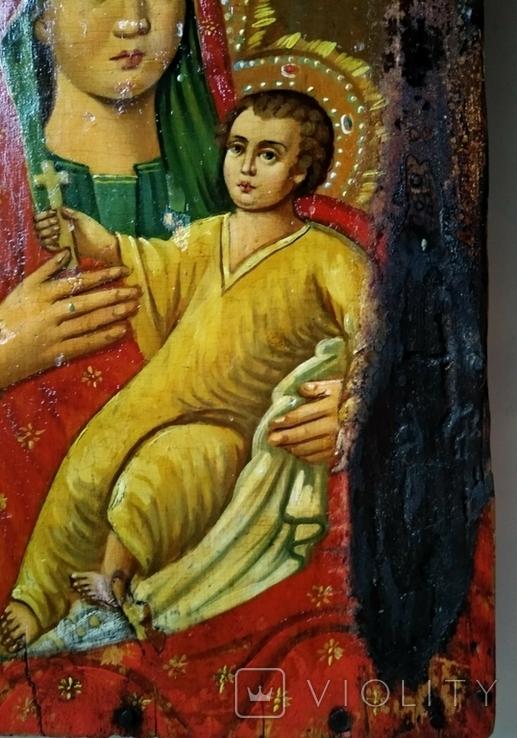 Богородиця Козельщанська, фото №7