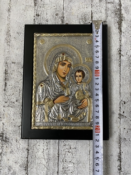 Иерусалимская Богоматерь clarte, Греция, фото №12