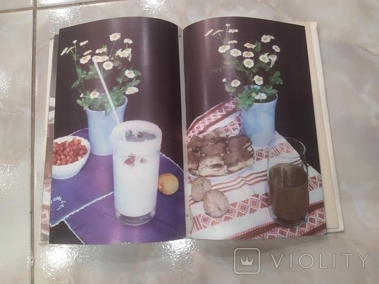Для ресторанов баров кафе Напитки здоровья книга о безалкогольных напитках, фото №6