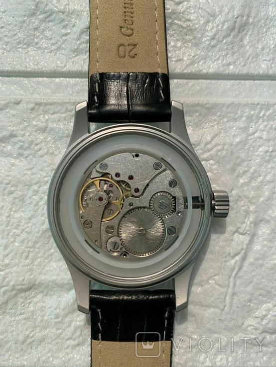 Мужские наручные часы марьяж 1МЧЗ механизм ЗИМ 2602, фото №4