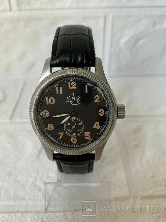 Мужские наручные часы марьяж 1МЧЗ механизм ЗИМ 2602, фото №2