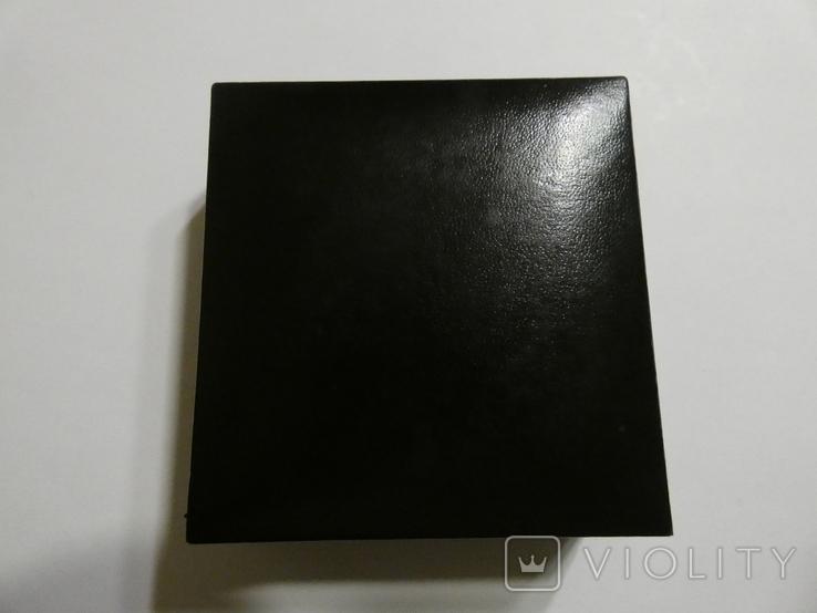 Южная Африка - ДИКАЯ ПРИРОДА. ЧЕРНЫЙ ШАКАЛ - серебро 76,25 грамм - полный комплект, РЕДКАЯ, фото №5