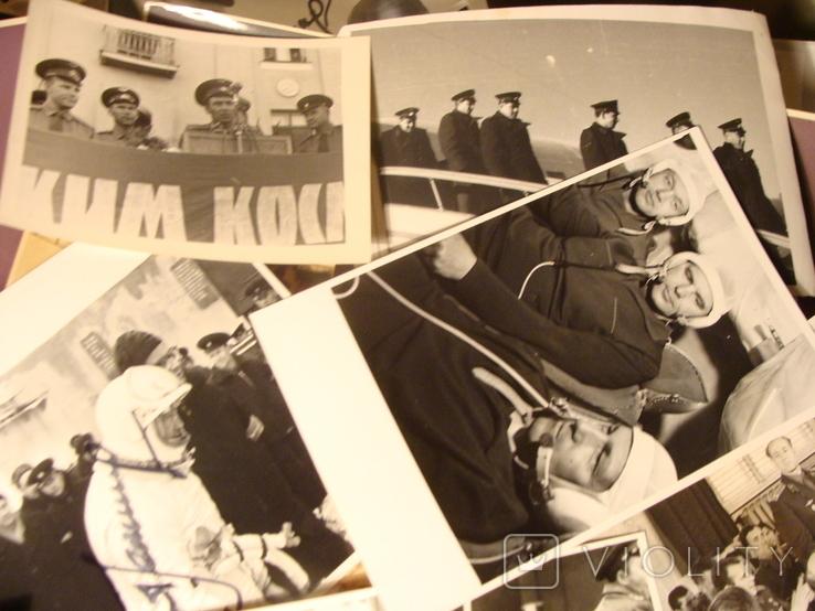 Фото Космос СССР Байконур Гагарин Королев Хрущев Брежнев Шарль де Голль и др. 300+, фото №12