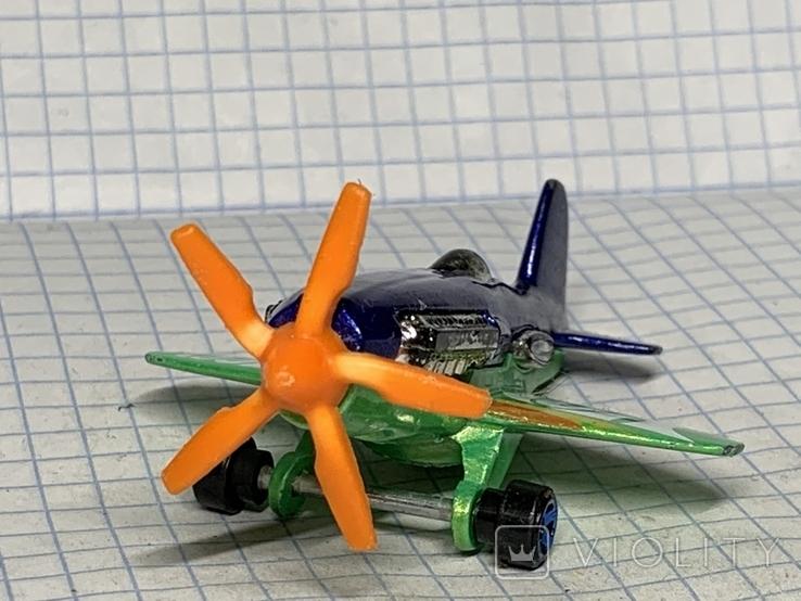 Hot Wheels C2719 Airplane Plane 46 Malaysia Mattel, фото №2