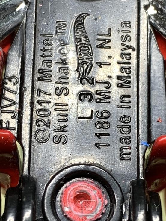 Hot Wheels Skull Shaker, фото №8