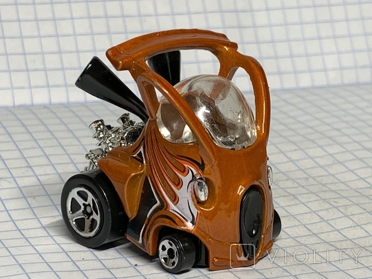 Hot Wheels Hyper Mite 2000, фото №2