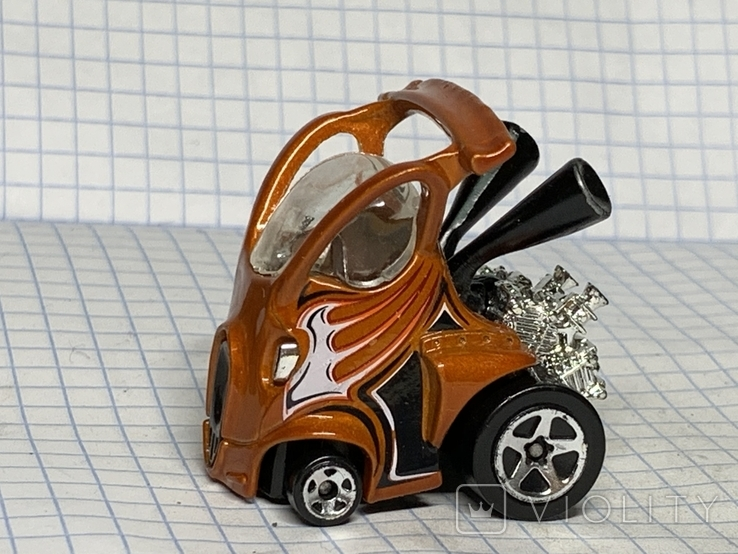 Hot Wheels Hyper Mite 2000, фото №3