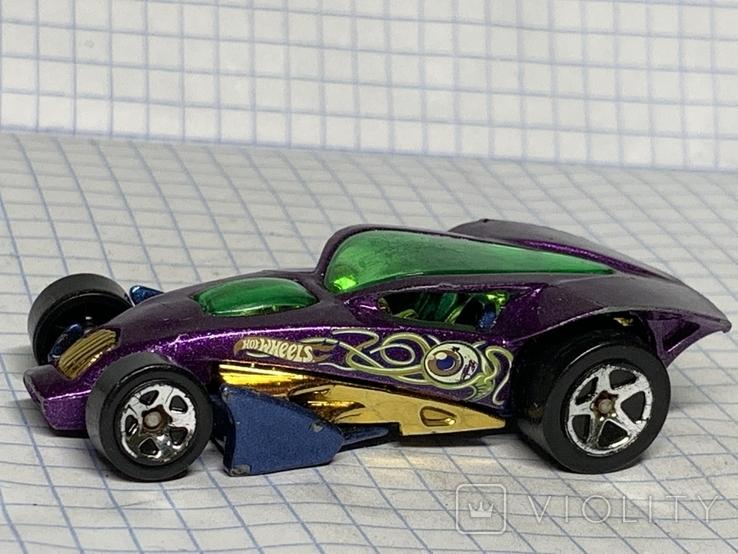 Hot Wheels Brutalistic, фото №3