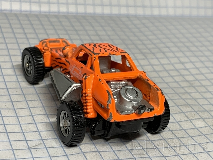 MAISTO 1/64  Racing Car, фото №5