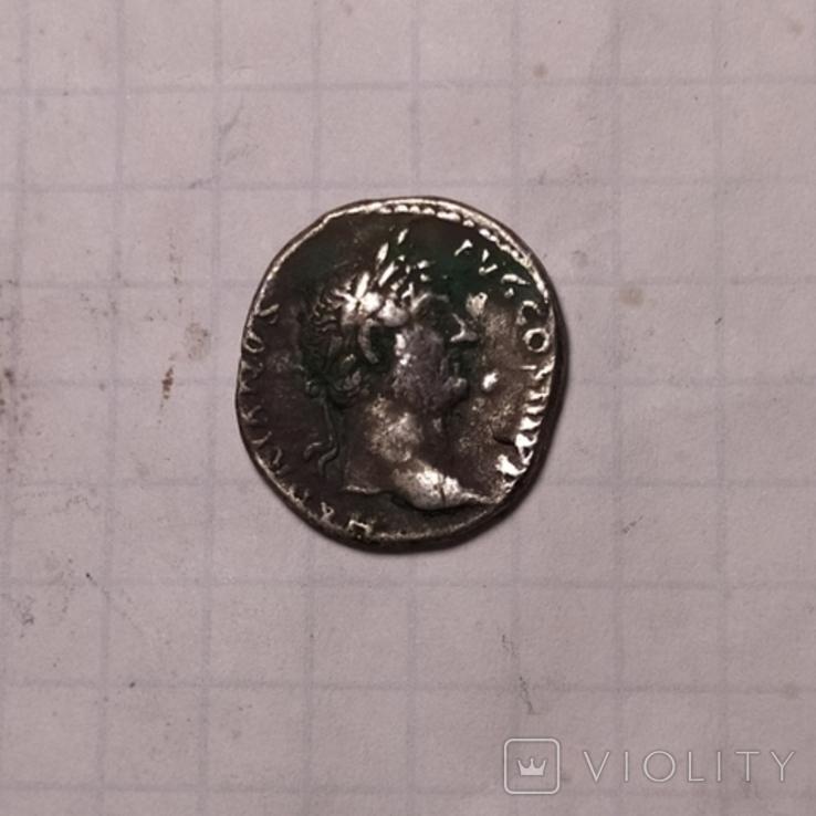 Адриан Египет серебро копия, фото №2