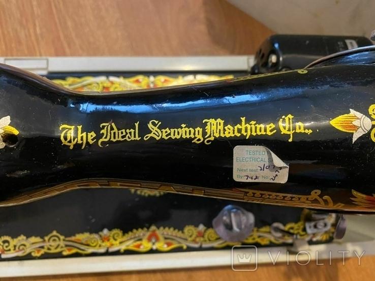 Швейная машинка the ideal sewing machine company, фото №6