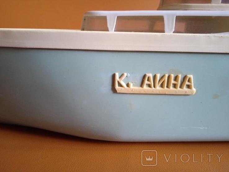 """Большой корабль""""Украина""""СССР, фото №7"""