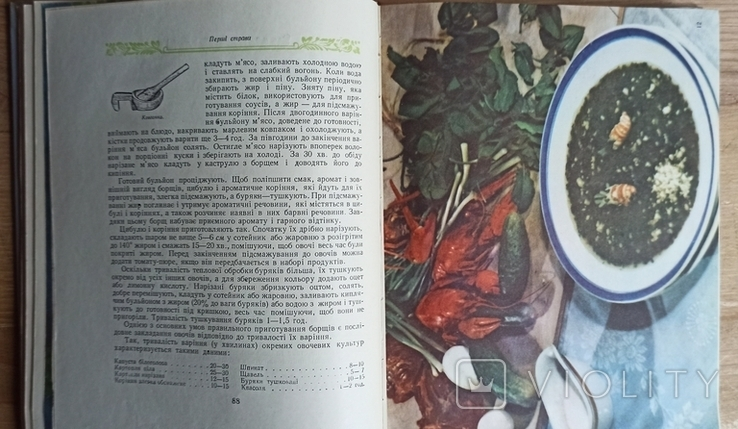 Українські страви 1961 рік, фото №9