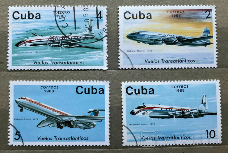 Куба самолёты, фото №2