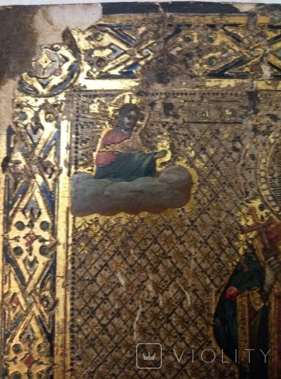 Икона Св. Иоасаф  Белгородский, фото №6